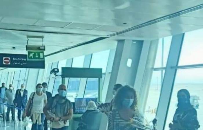 وصول أولى رحلات شركة الخطوط الجوية السويسرية إلى مطار الغردقة