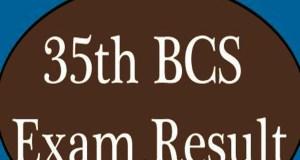 35th BCS