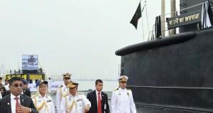 twin submarines