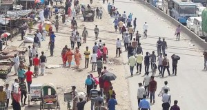Dhaka-Mymensingh highway