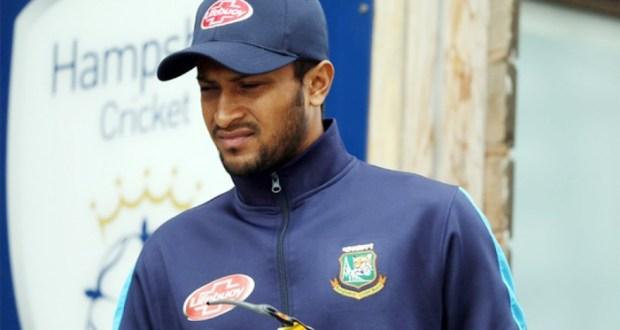 Shakib Al Hasan