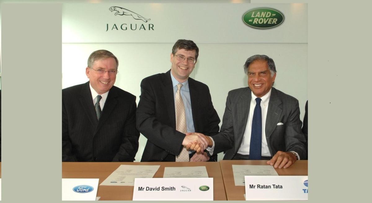TATA Motors Acquire Jaguar And Land Rover