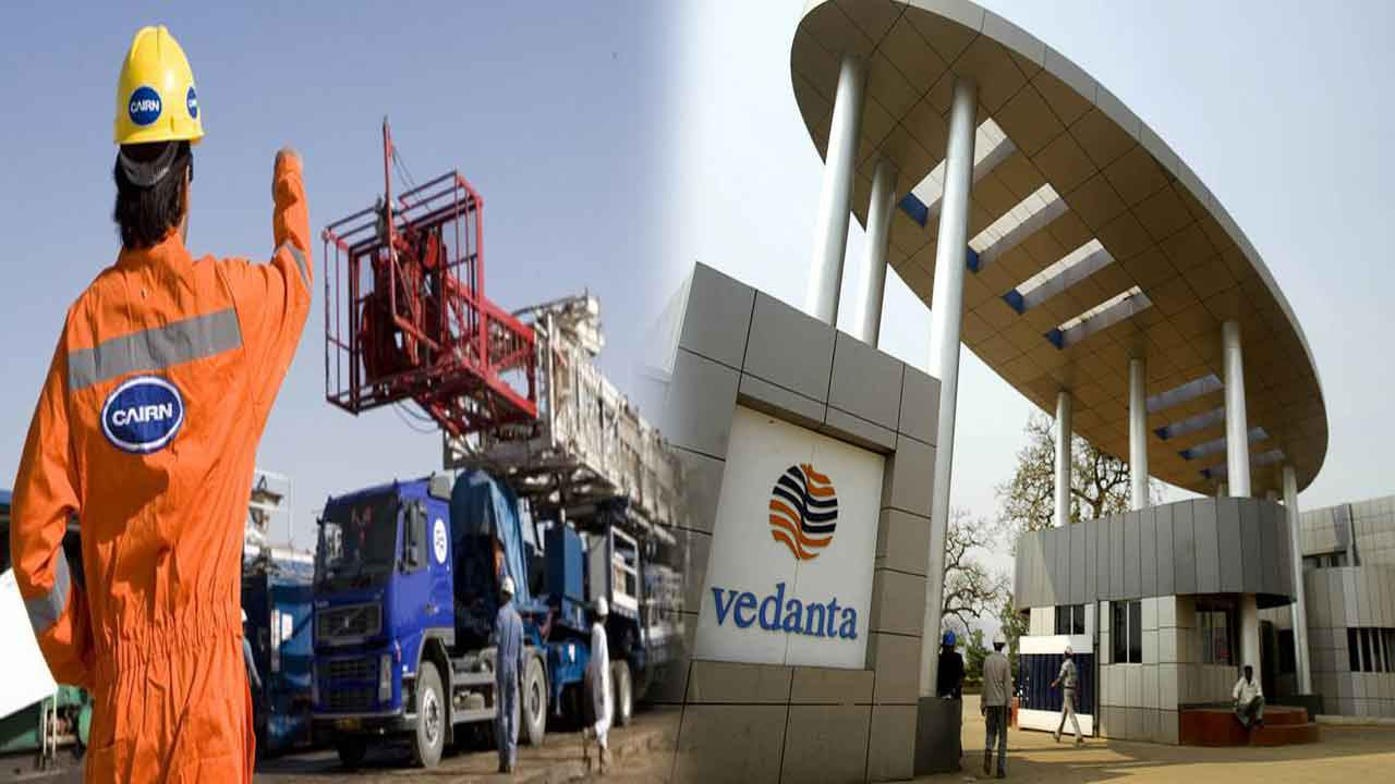 Vedanta Cairn Merger Gain Consolidation