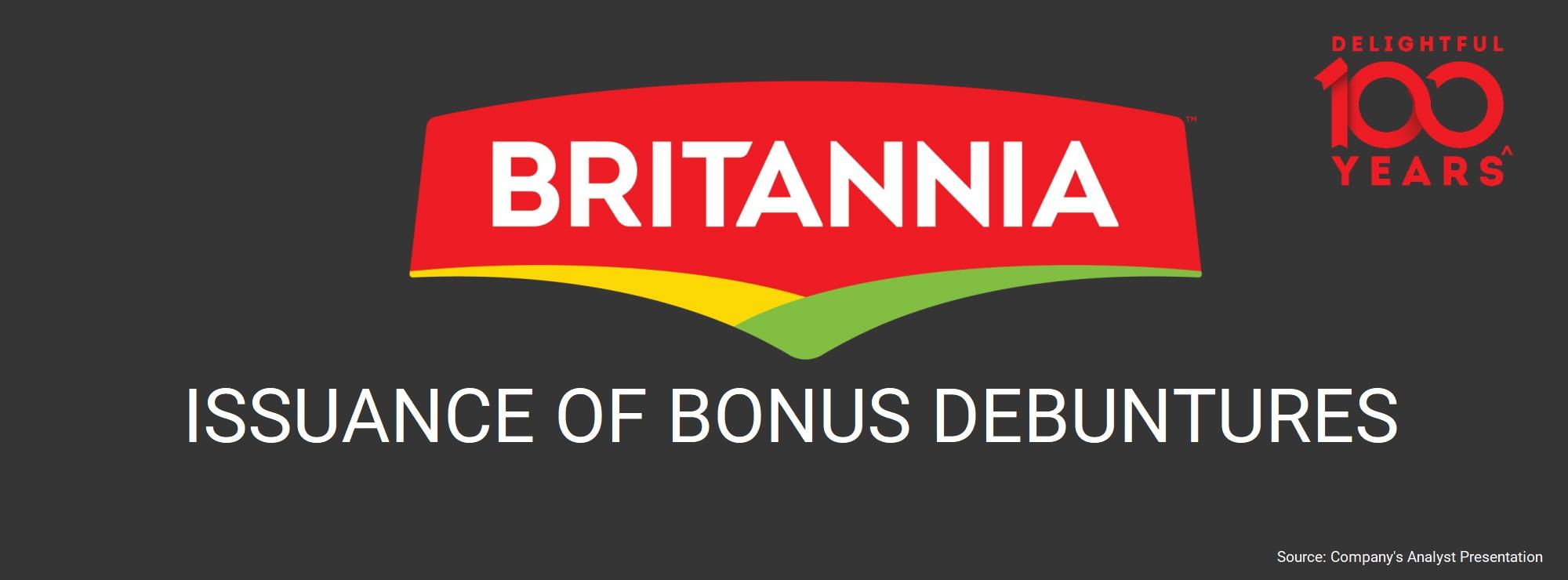 Britannia-Industries-100-year-Bonus-Debuntures
