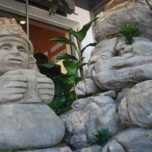 Statue offrande