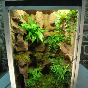Terrarium plug and play 60x60x90