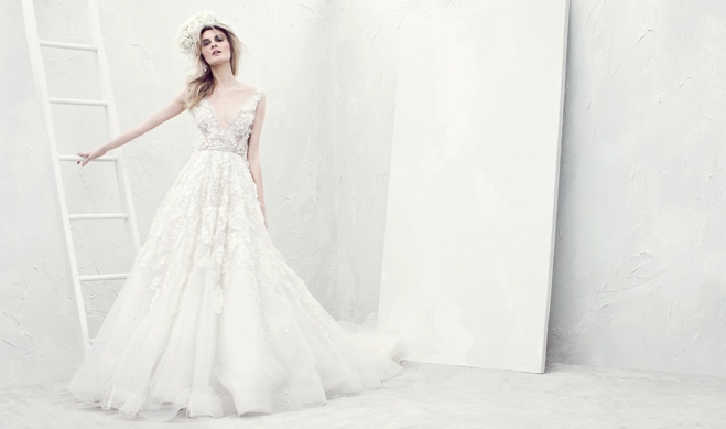 Minnesota To Have And To Hold: Couture Wedding Gowns And