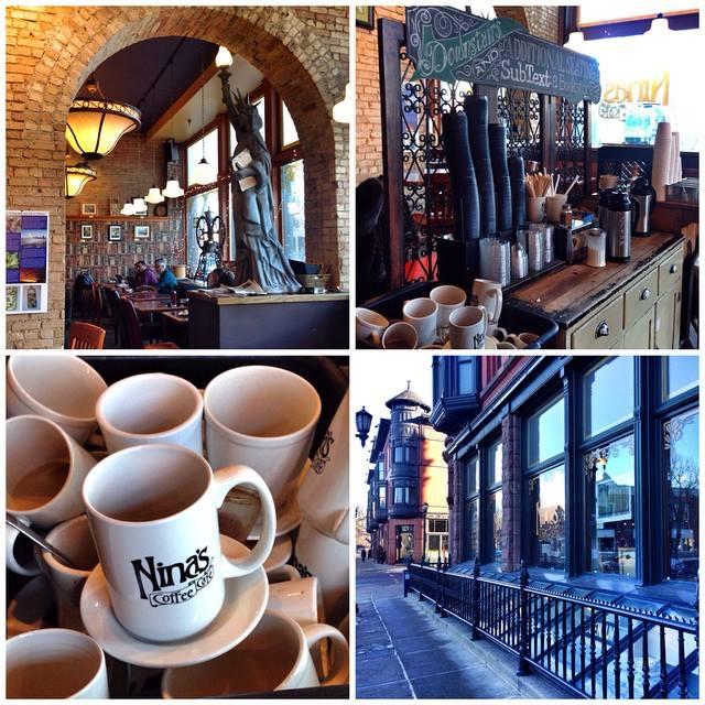 Nina's Coffee Cafe