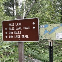 Bass Lake Trail (Superior National Forest)