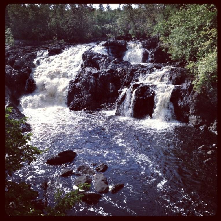 Kawashi Falls