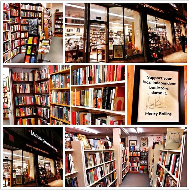 Magers & Quinn Bookstore
