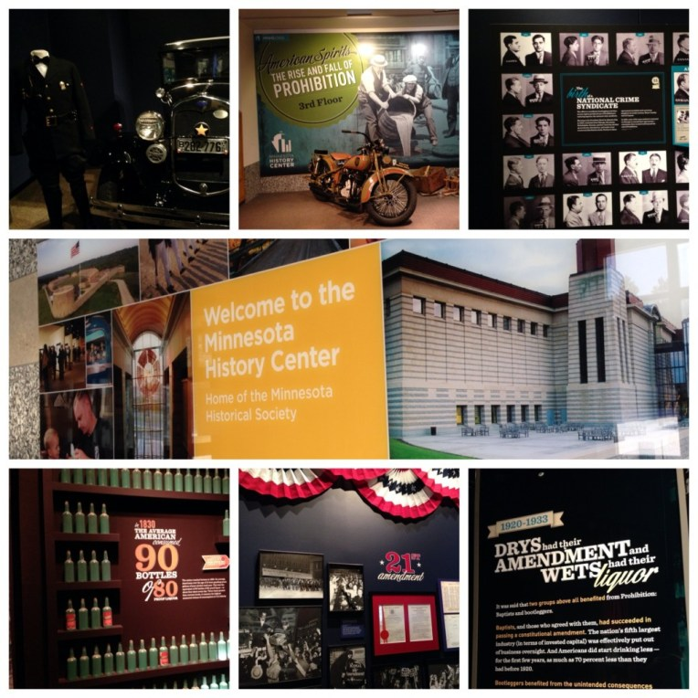 Minnesota History Center (American Spirits - Prohibition)