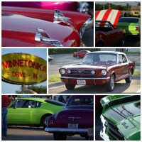 Car Show (Minnetonka Drive In)