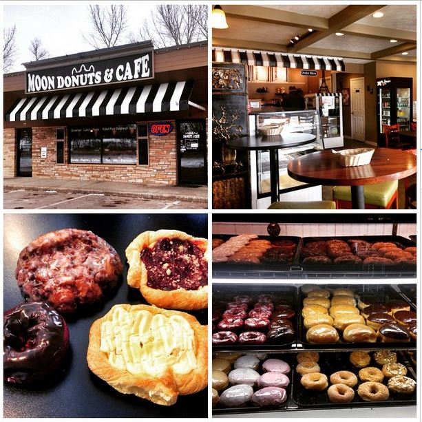 Moon Donuts and Cafe