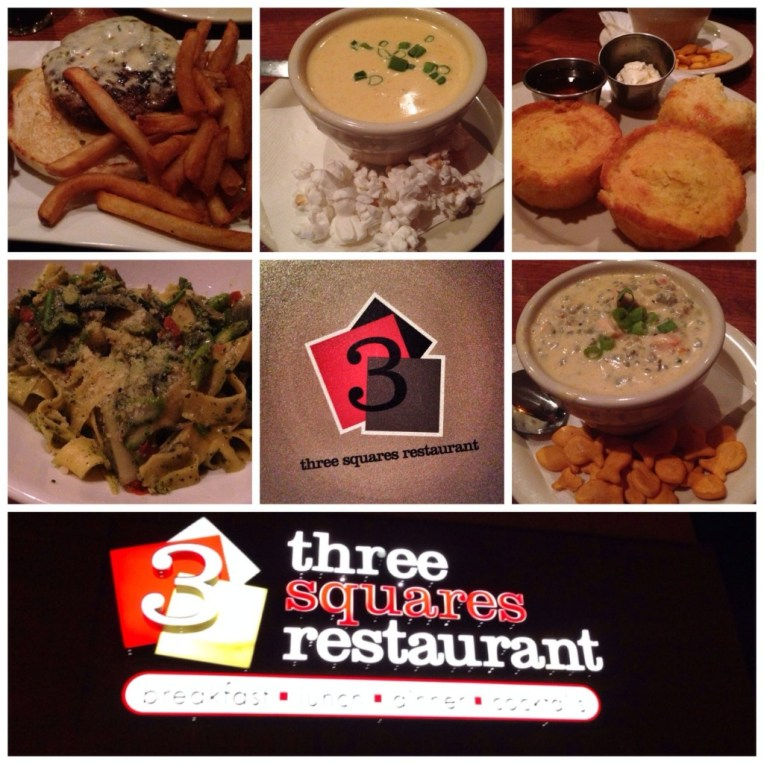 Three Squares Restaurant