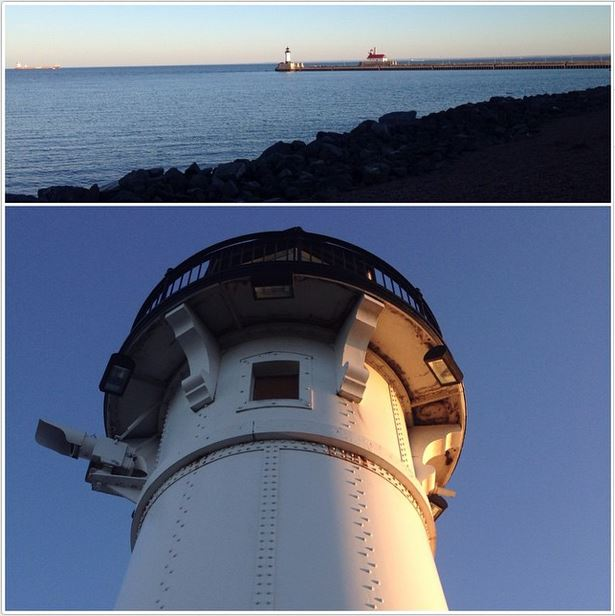 Duluth Lighthouse
