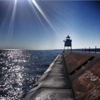 Two Harbors Breakwater