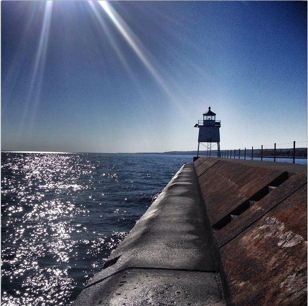 Two Harbors Light house