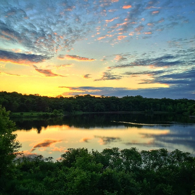 Upper Lake Grace