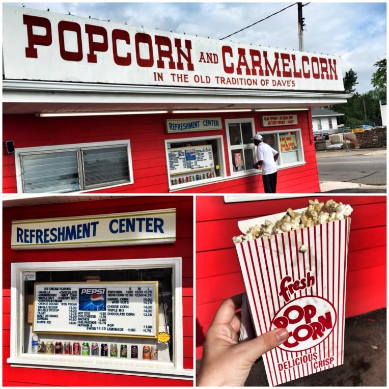 Dave's Popcorn