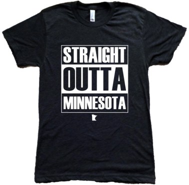 Straight Outta Minnesota $24.99 [The VOICE Community]