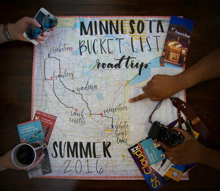 AmericInn MNBucketList Road Trip