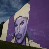 Chanhassen Cinema Prince Mural