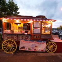 Hoovie's Popcorn Wagon