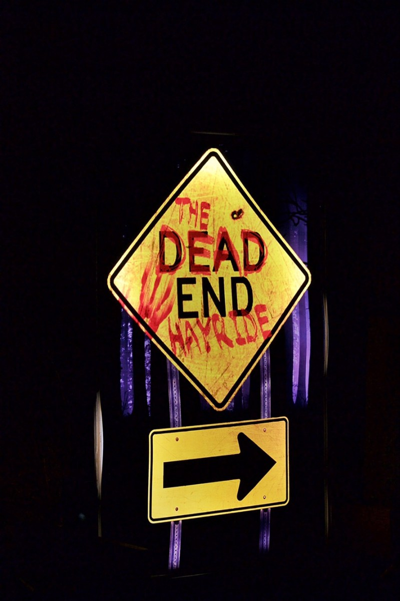 The Dead End Hayride