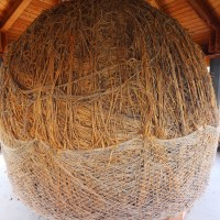 """World's Largest Twine Ball,"" ahem ""Rolled By One Man"""