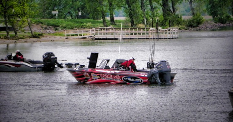 Cabela's Masters Walleye Circuit – Big Stone Lake 2016