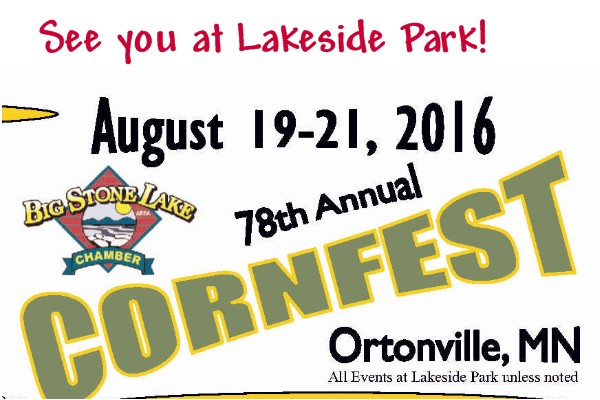 Cornfest Weekend in Ortonville