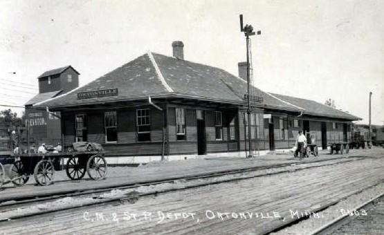 ortonville-depot