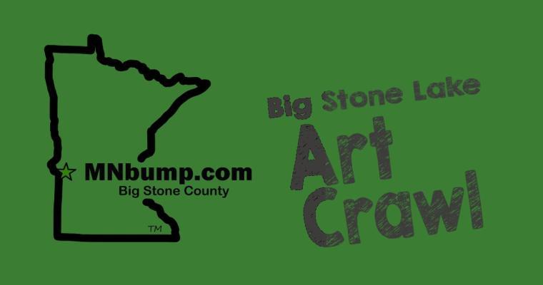 Big Stone Lake Regional Art Crawl in Ortonville