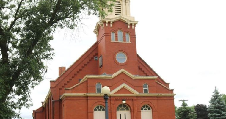 Final Mass at Saint Mary's in Beardsley on Saturday, June 15th