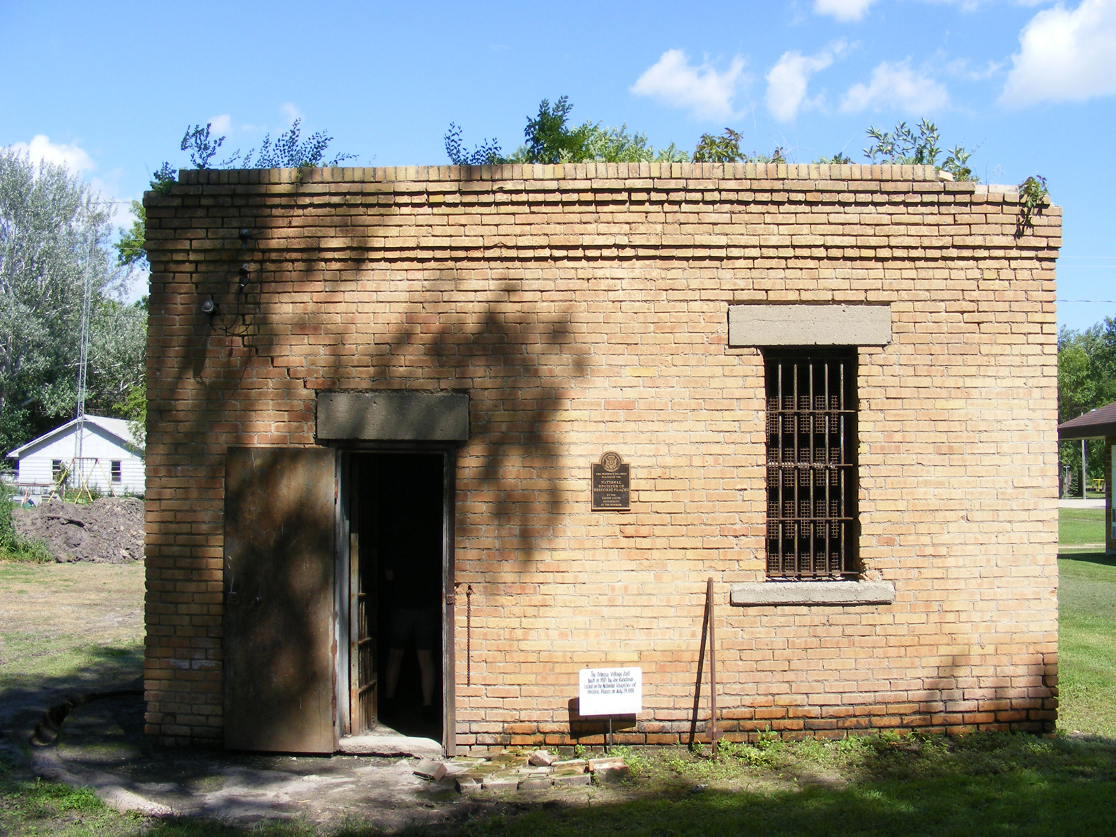 Did You Know – #5 of a Series –                  The Odessa Jail