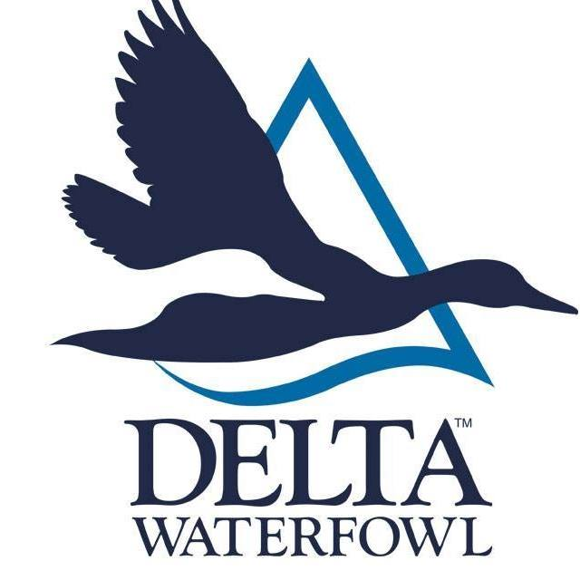 Delta waterfowl logo