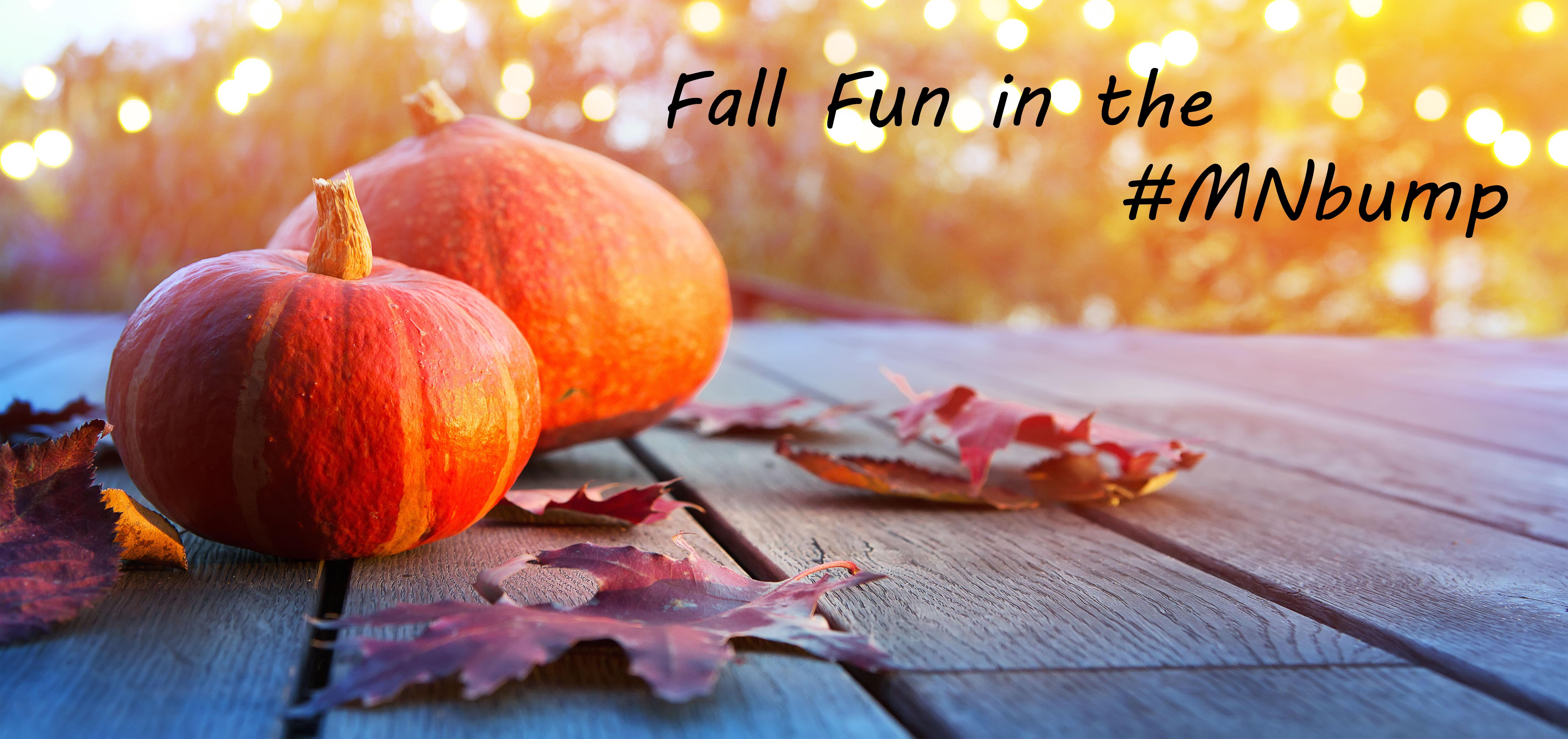 Fun Fall Activities in the #MNbump