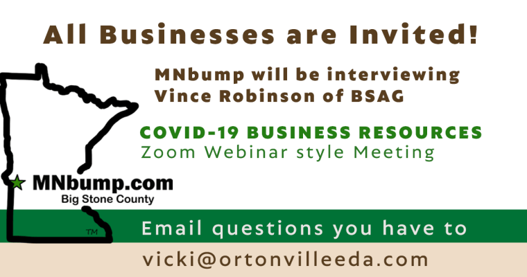 Business Resource Webinar – You're Invited!