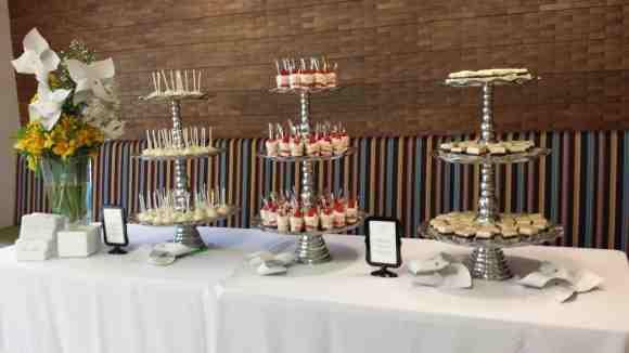 Mortenson Dessert Table