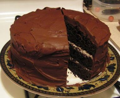 Hershy's Best Chocolate Cake, awesome recipe!