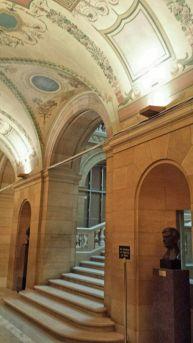 Inside the Capital. So pretty!