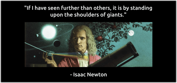Isaac Newton quote