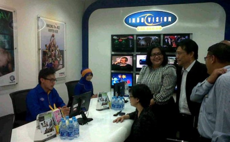 call center indovision pusat Soreang