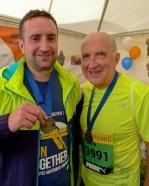 Stuart and Alan Coates