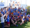 Group shot of runners for Team Run MND