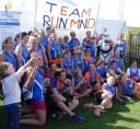 Group shot of runners for Team Run MND
