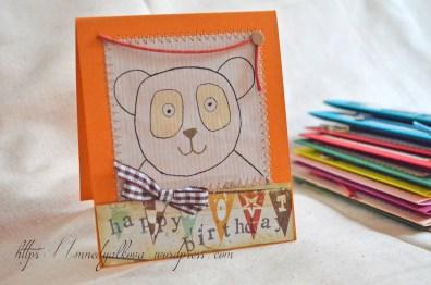 3. orange bear