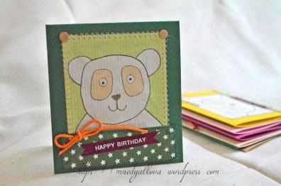 4. green bear
