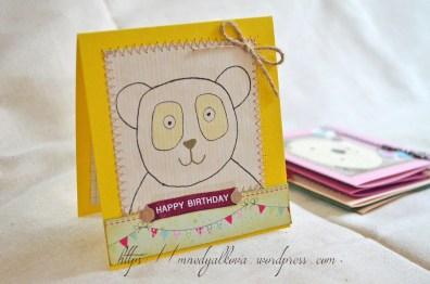 6. yellow bear